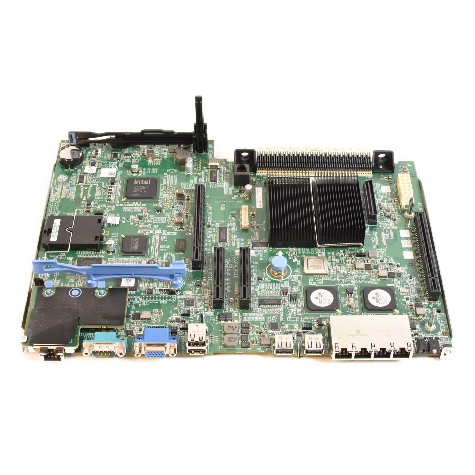 Dell Poweredge R810 Server I//O System Board 5W7DG No CPU