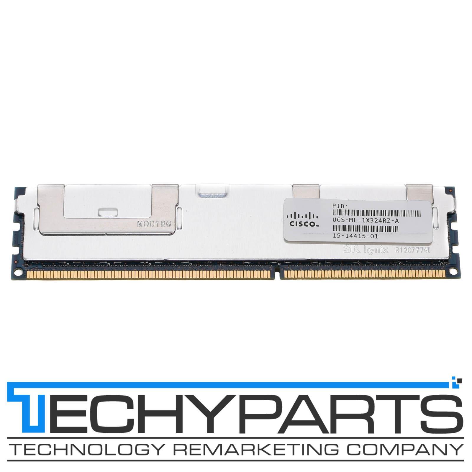 CISCO 15-14415-01 32GB 4Rx4 DDR3 PC3-14900L 1866MHz LOAD REDUCED MEMORY RAM