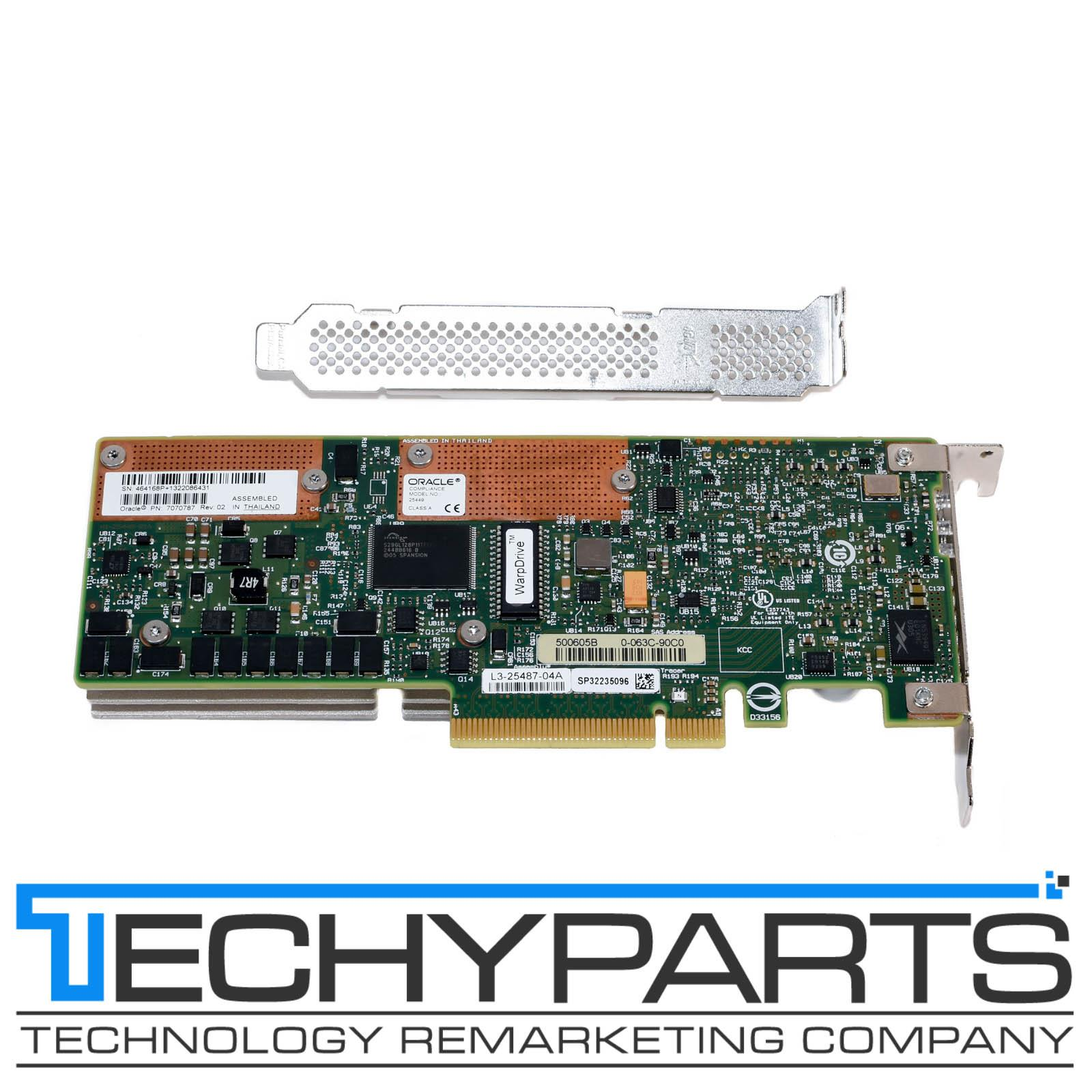 Details about LSI NWD-BLP4-400 Nytro WarpDrive 400GB SSD Application  Acceleration Card Sun F40
