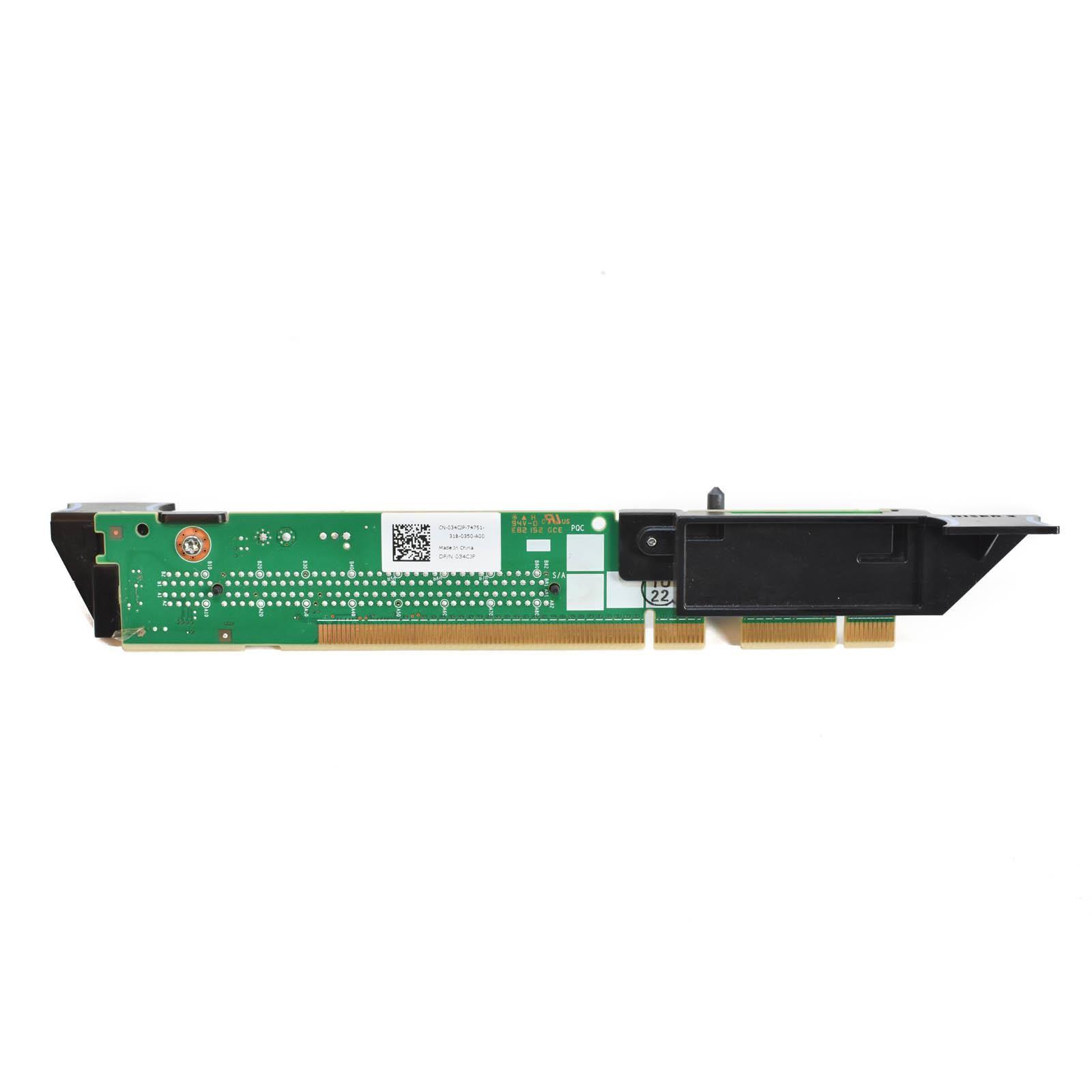 Dell 34CJP Riser 3 PCI-e Riser Card for PowerEdge R620 Server