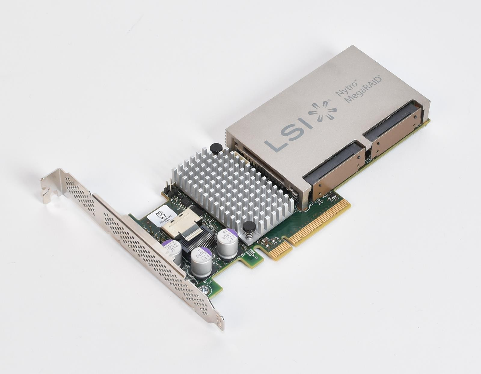 LSI NMR8110-4i Nytro Megaraid 4-port 6Gb/s SAS/SATA