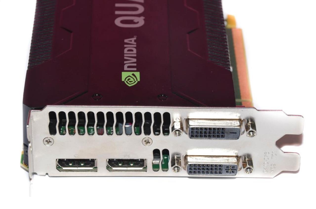 NVIDIA Quadro K5000 4GB GDDR5 PCIe 2 0 x16- Apple Mac Pro 3