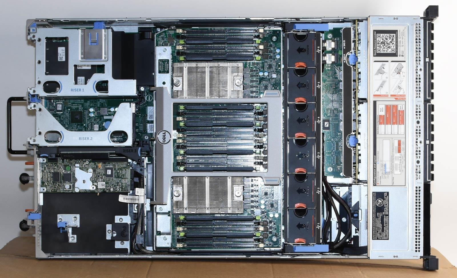 Dell PowerEdge R820 16x2 5