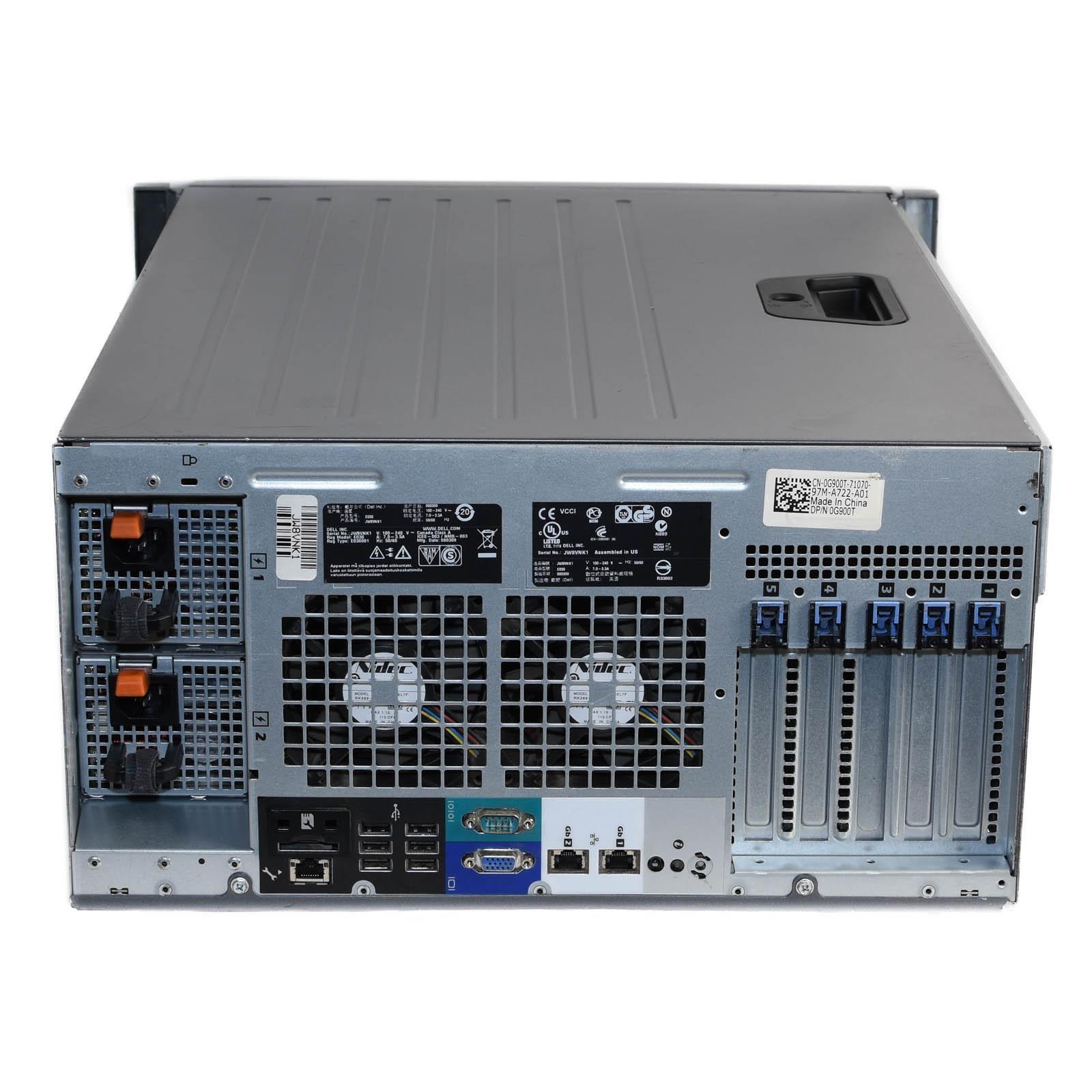 Dell PowerEdge T610 3 5