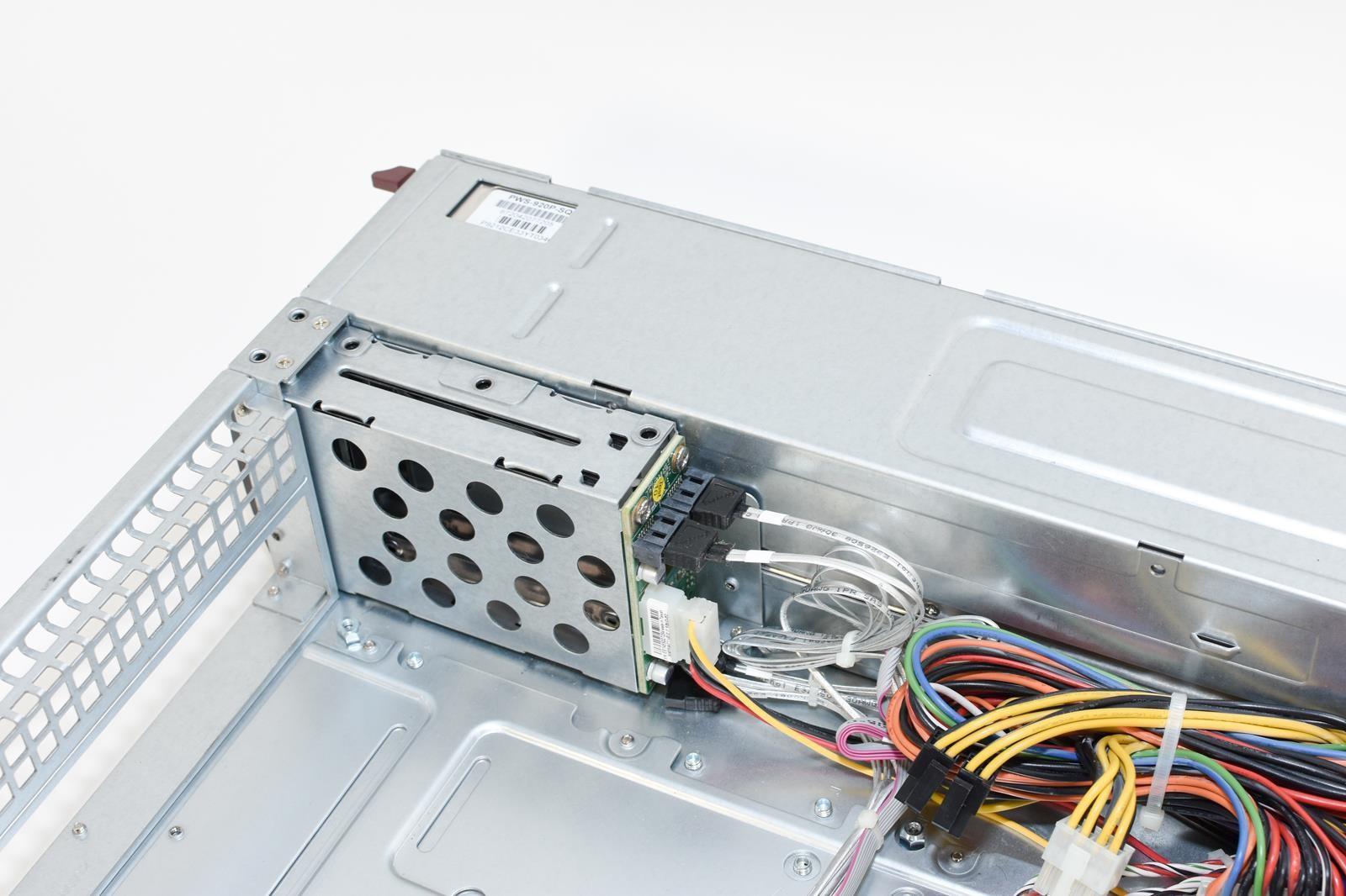 Supermicro CSE-826BE16-R920LPB 2U Server Chassis 2x 920W 12-Bay BPN