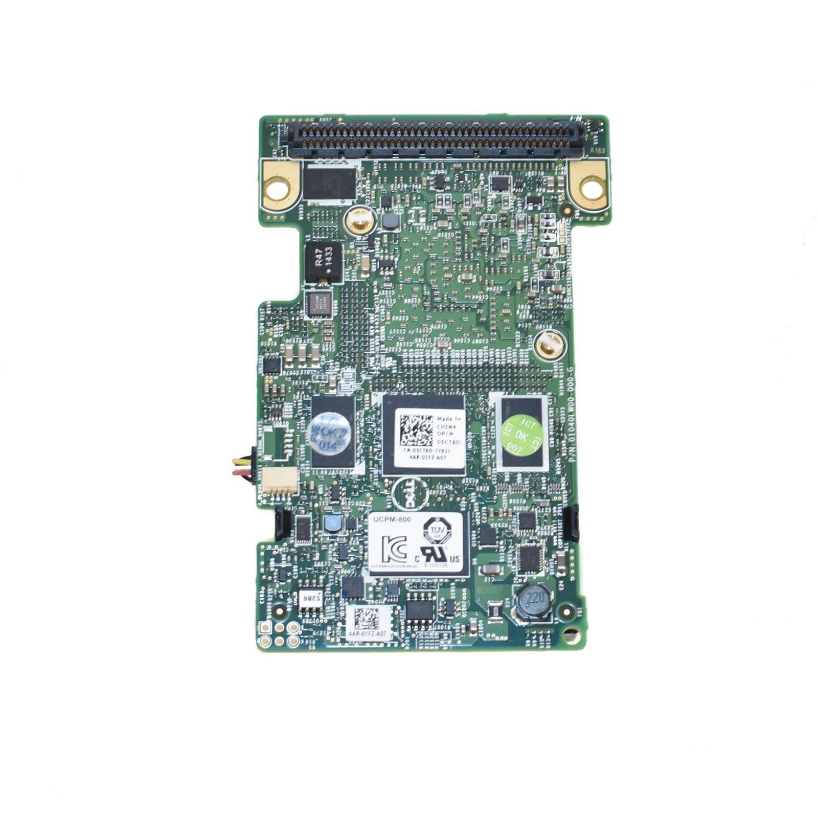 Dell 5CT6D PERC H710 512MB 6Gb/s Mini Mono RAID Controller
