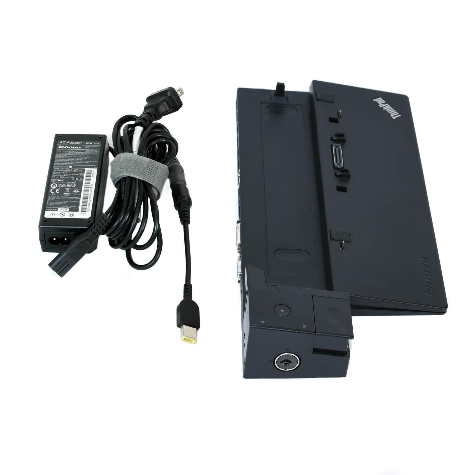Lenovo ThinkPad Pro Dock Type 40A1 40A10065US T460 T470 X260