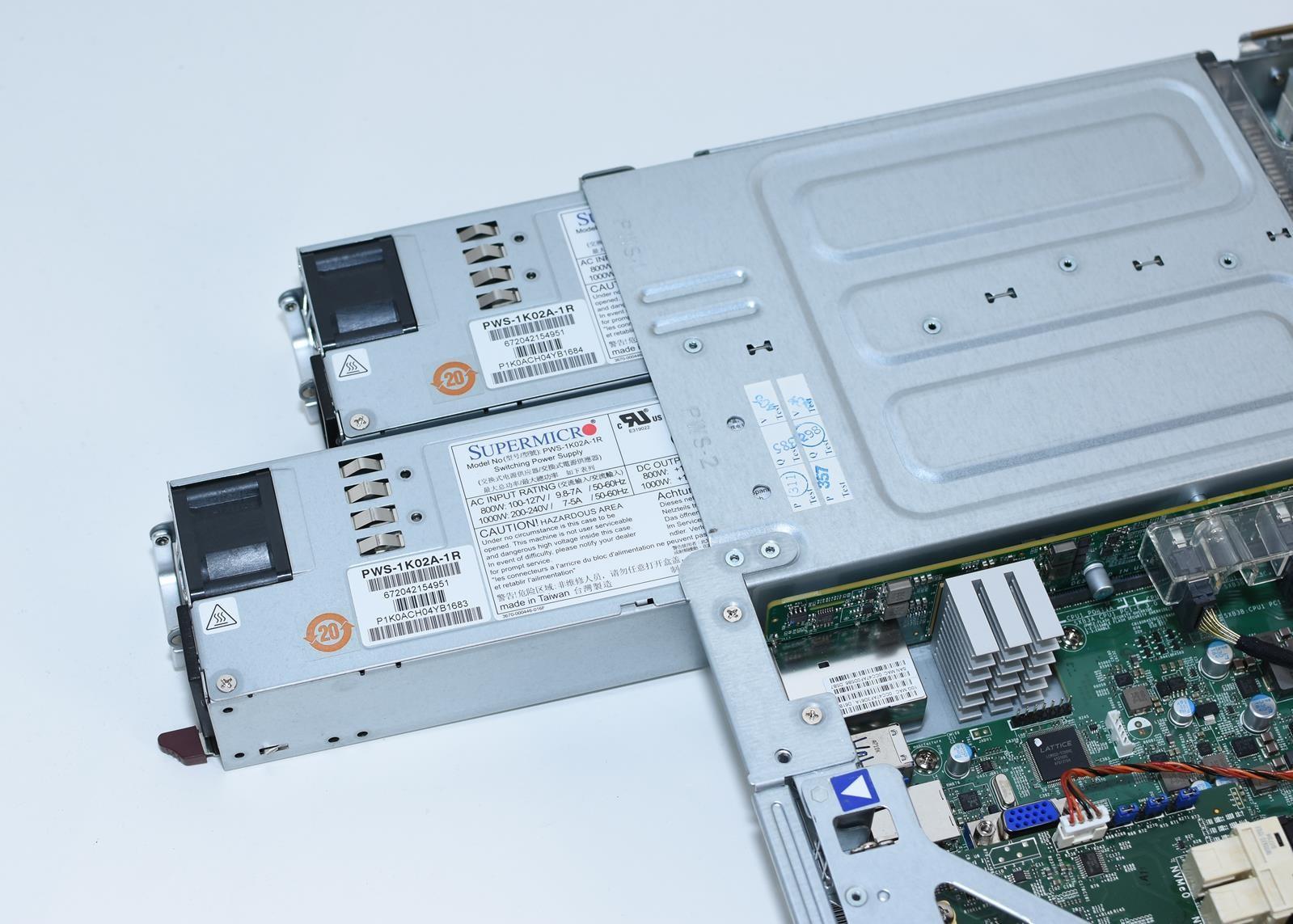 Supermicro 1029U-TN10RT Server 1U w/ 2x Intel Xeon Gold 6154