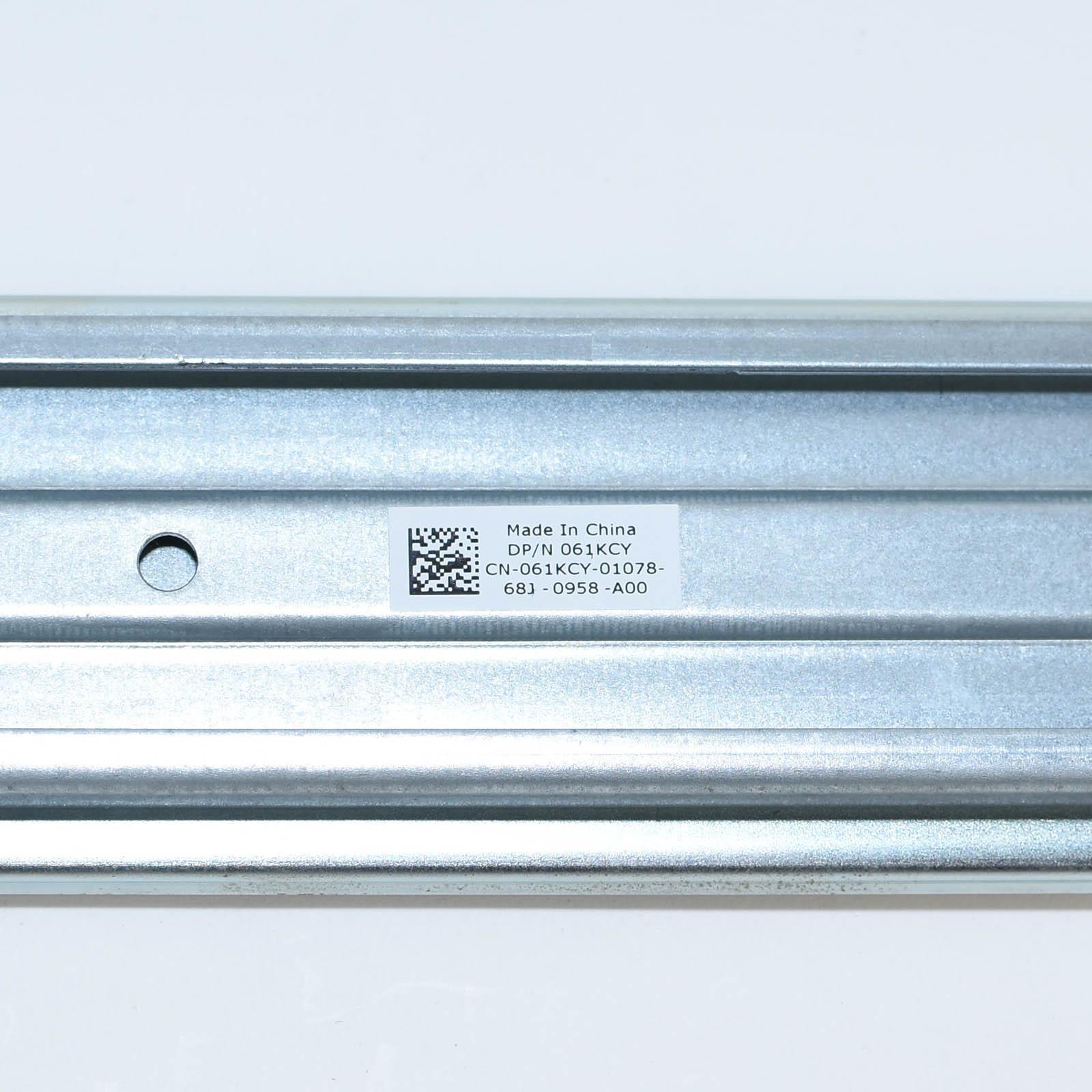 **LEFT** Dell 61KCY Sliding Ready Rail PowerEdge R520 R530 R720 R720xd R730 R820
