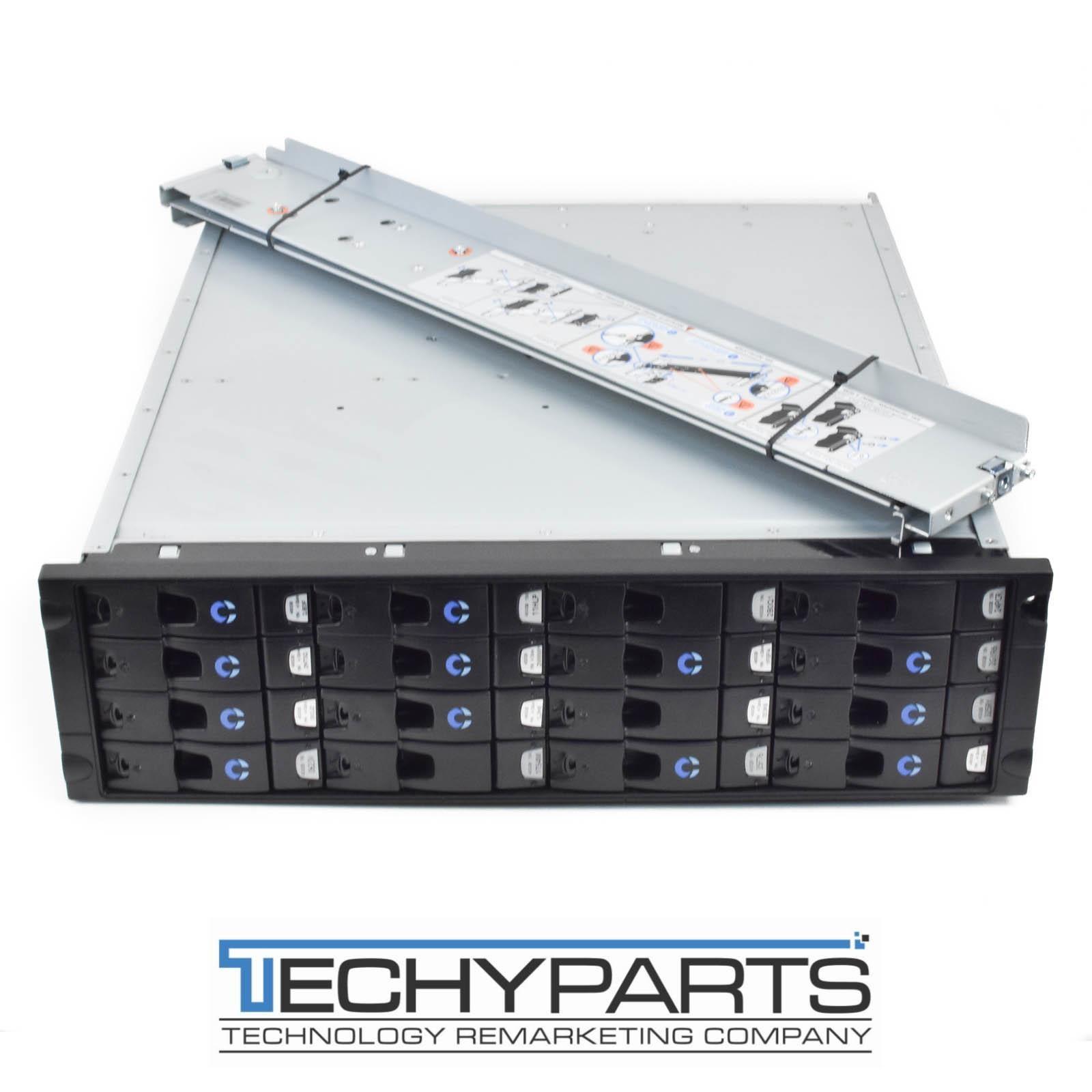 Dell Xyratex Compellent RS-1600-FC 16-Bay 3 5
