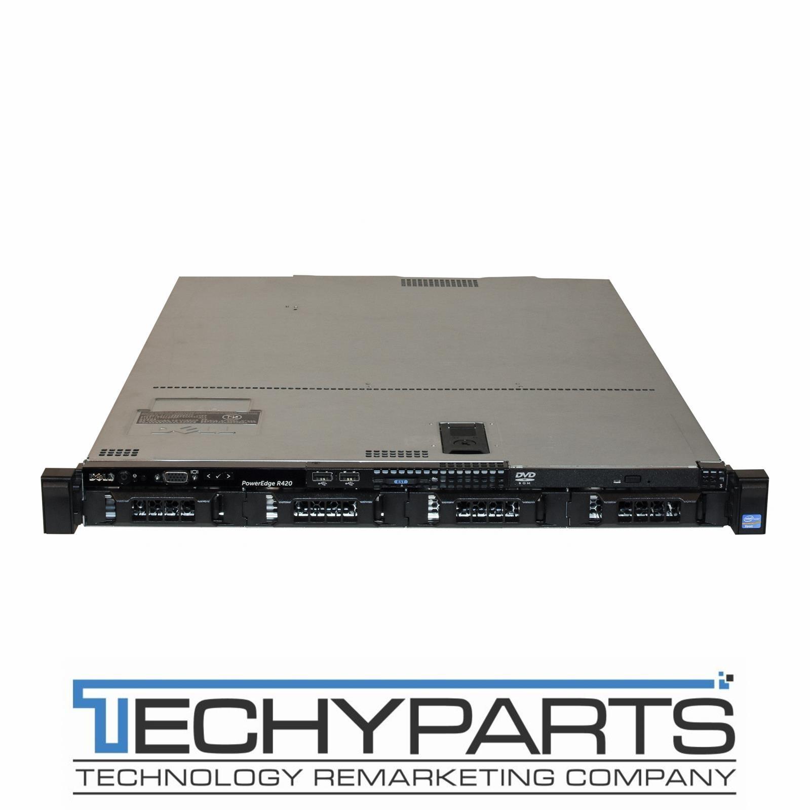 DELL PowerEdge R420 CTO 2x LGA1356 H710 iDrac7 Enterprise 2x
