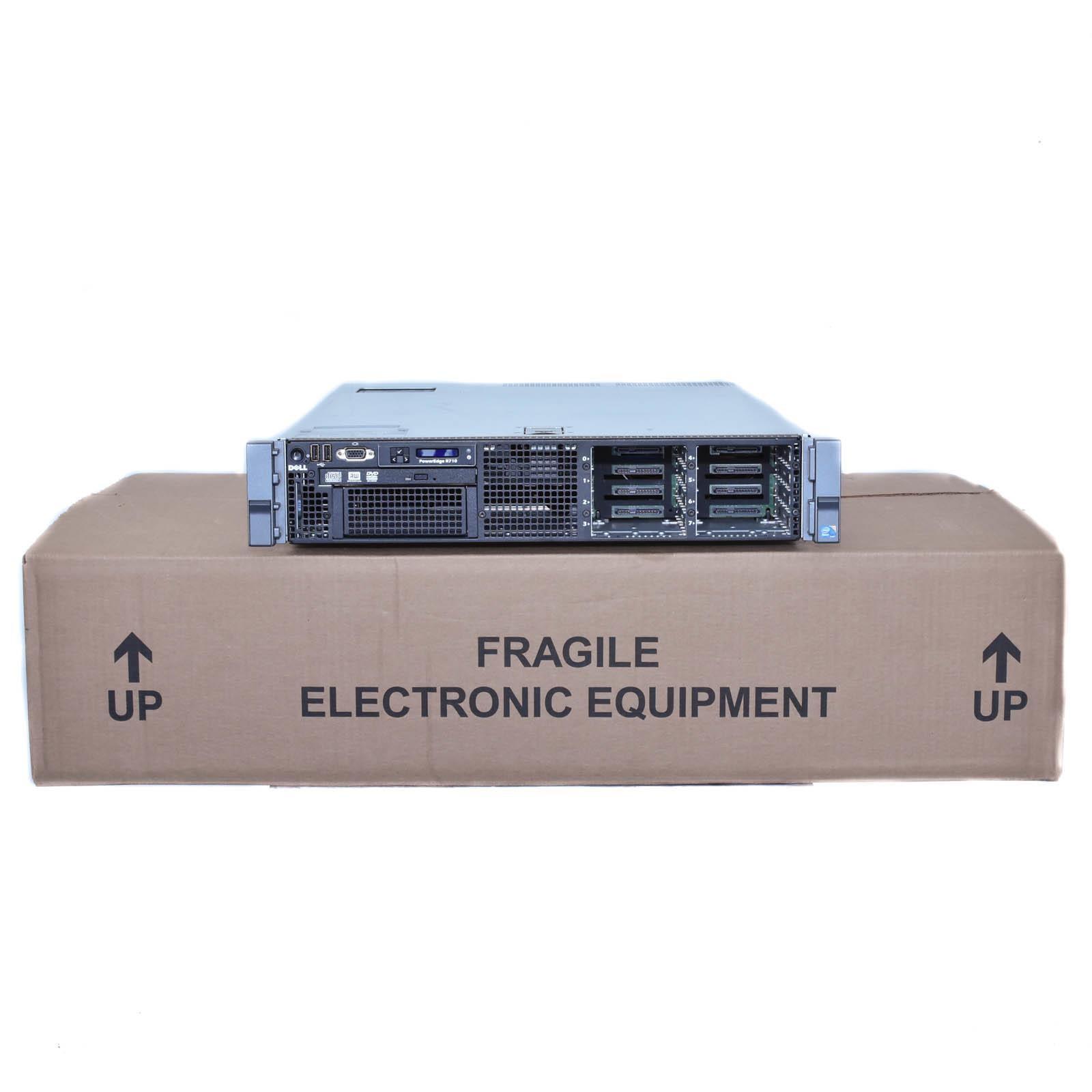 Dell PowerEdge R710 8x2 5