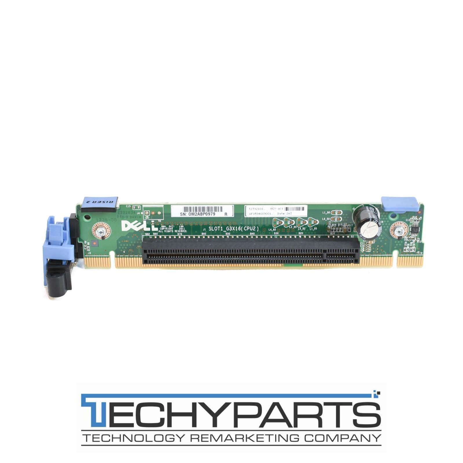 Dell VKHCN Riser 2 PCI-e Riser Card for PowerEdge R620 Server