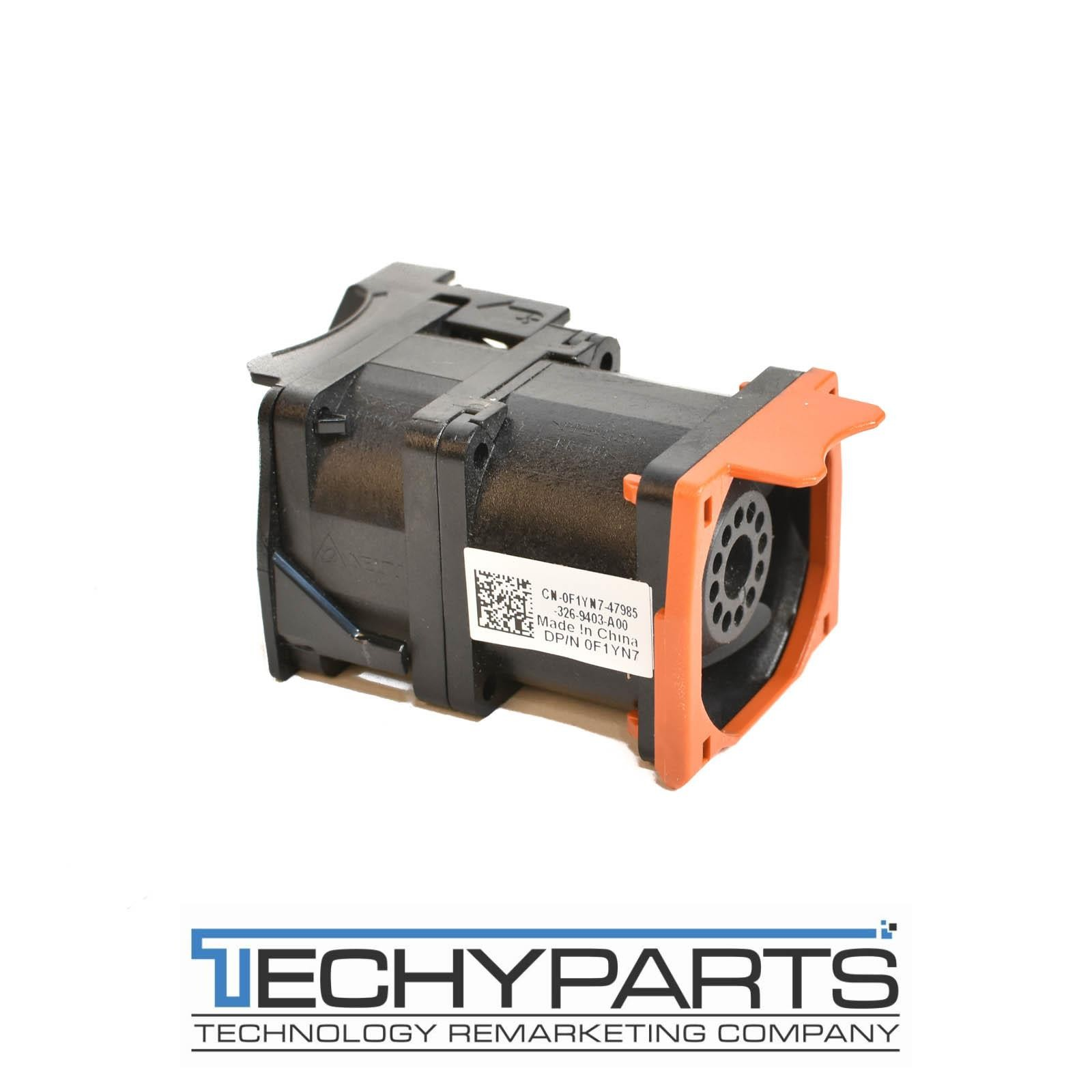 Dell F1YN7 Hot-Swap System Chassis Cooling Fan for PowerEdge
