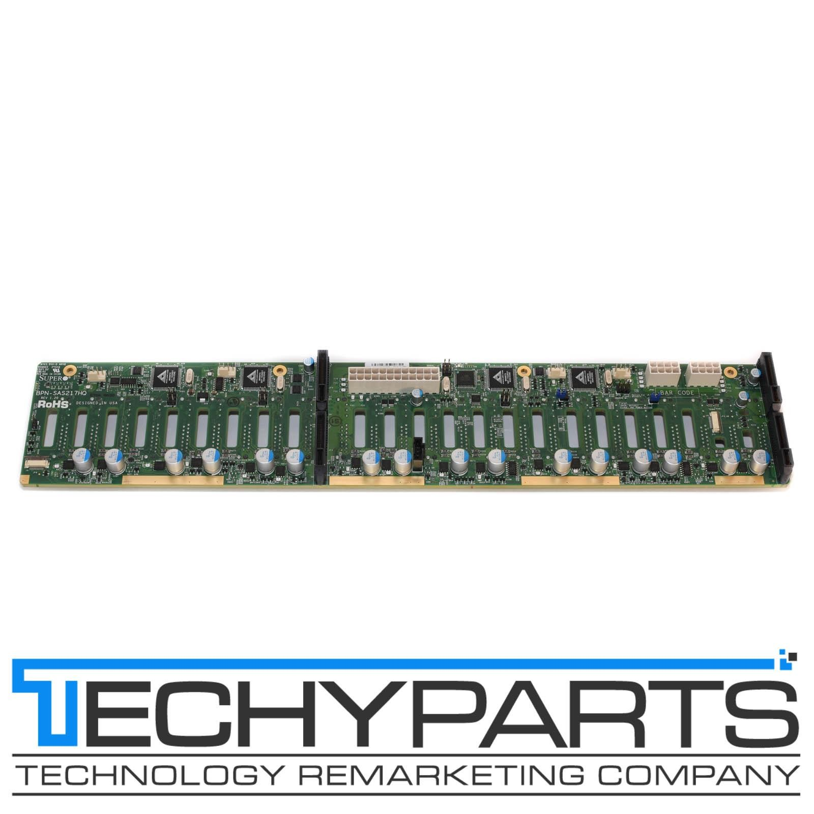 BPN-SAS-217HQ Supermicro 2U 24x 2.5/'/' SAS//SATA HDD Backplane